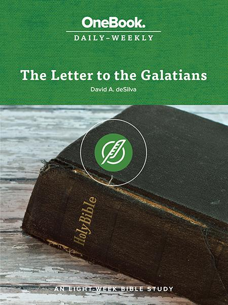The Letter to the Galatians (OneBook: Daily-Weekly) - Seedbed