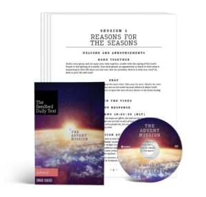 Advent Mission (Church-wide Advent Study Kit) - Seedbed